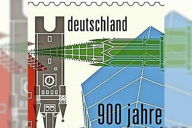Das Freiburger Münster entstellt