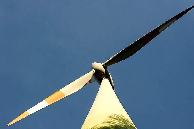 Windräder auf dem Freiburger Taubenkopf werden erst 2021 gebaut