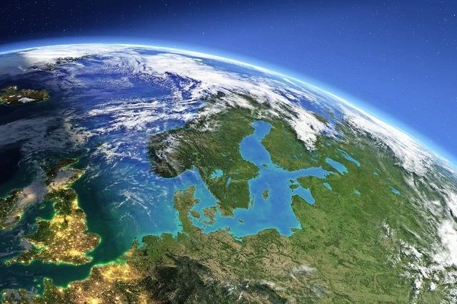 Raketen von der Nordsee ins All?