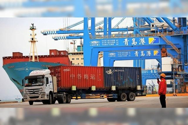 China exportiert noch mehr als erwartet