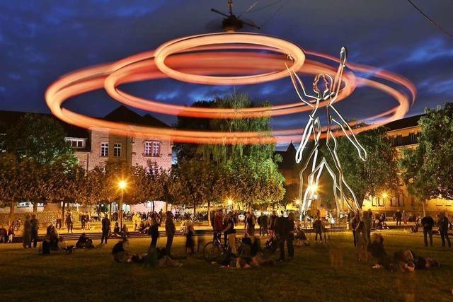 Heaven's Carousel in Offenburg – ein rotierendes Klangereignis