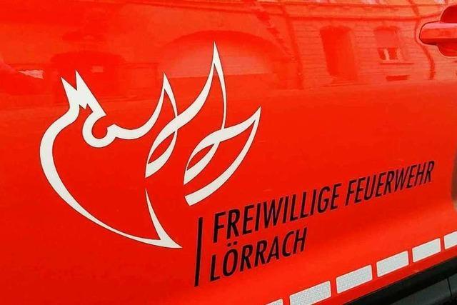 Brand in Restaurant im Lörracher Grüttpark wird rasch gelöscht
