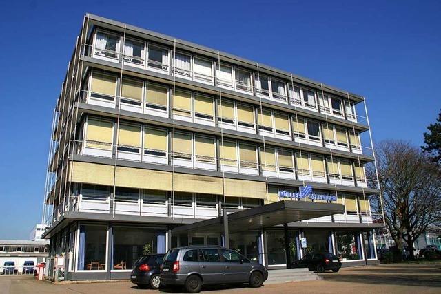 Jürgen Grossmann kauft das denkmalgeschützte Verwaltungsgebäude von Stahlbau-Müller
