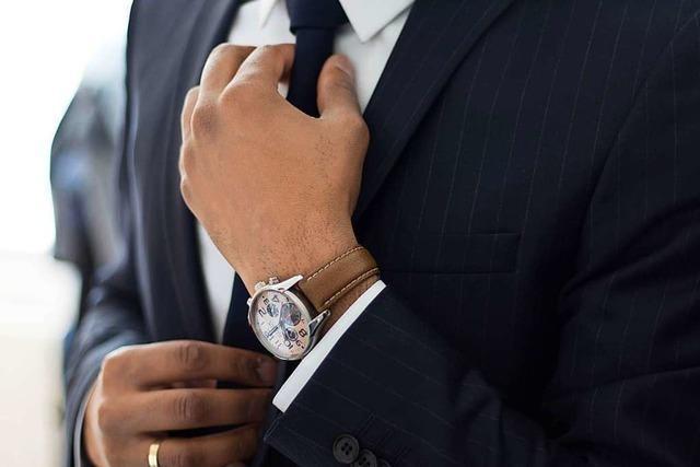 In der Business-Welt wird immer weniger Krawatte getragen