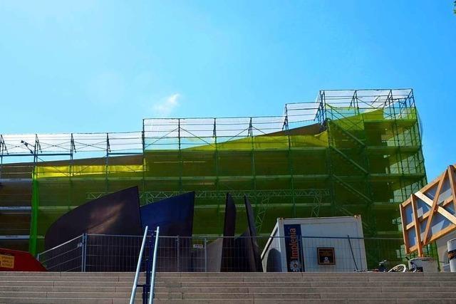 So wird das Basler Theater baulich zur Stadt hin geöffnet