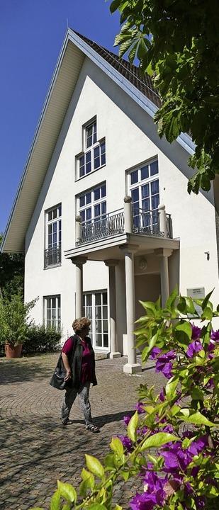 Die Zentrale der Volkshochschule im Josefshaus in Bad Krozingen  | Foto: Hans-Peter Müller