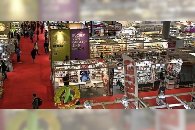 Frankfurter Buchmesse ohne Aussteller
