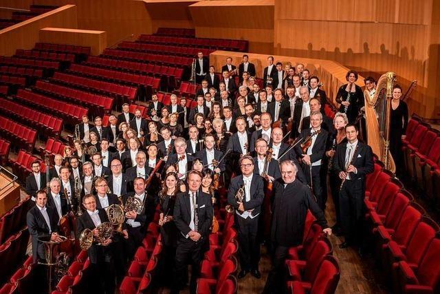 Die Krise als Option: Die Münchner Philharmoniker spielen in Freiburg – aber in kleinerer Besetzung