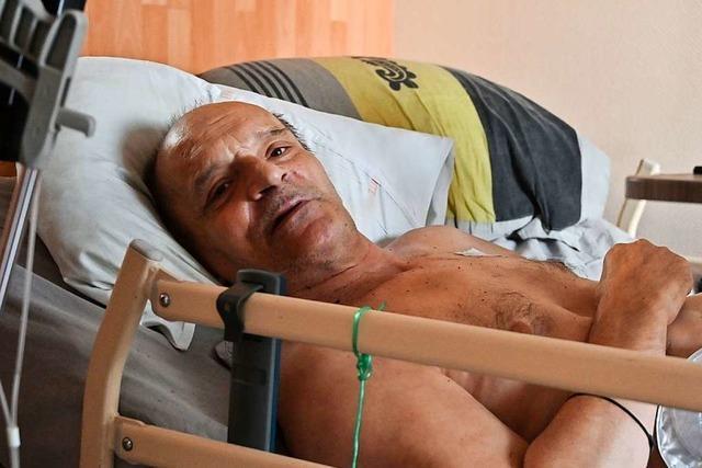 Schwerkranker Franzose will vor den Augen der Öffentlichkeit sterben