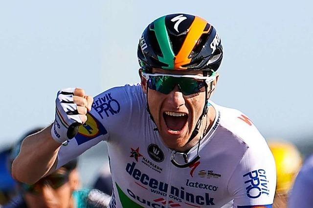 Jubel, Tränen und ein Corona-positiver Chef bei der Tour de France