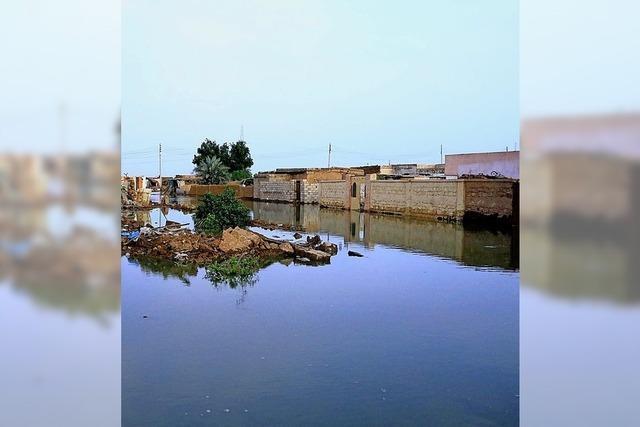 Am Nil herrscht Katastrophenalarm