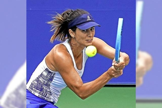 Mütter-Power im Tennis