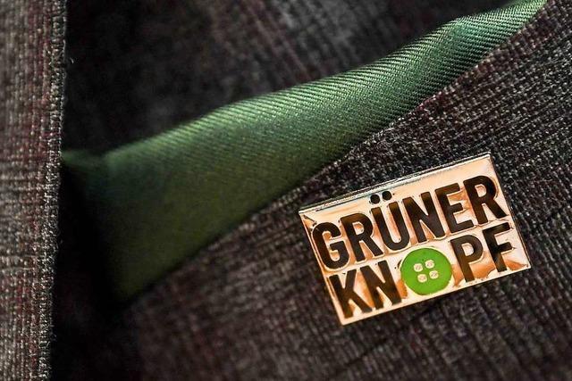 1 Jahr staatliches Tetxilsiegel: Noch ist nicht alles grün am Grünen Knopf