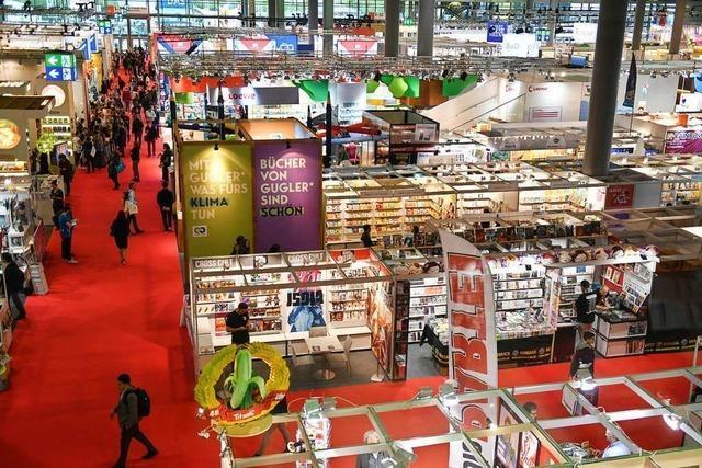 Frankfurter Buchmesse: Auf digitalem Crashkurs