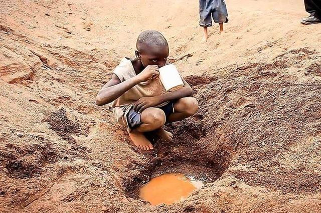 Ein junger Mann aus Glottertal plant in Ghana ein Trinkwasserprojekt