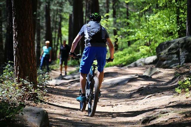 In der Pandemie kommen Mountainbiker und Wanderer sich häufiger in die Quere