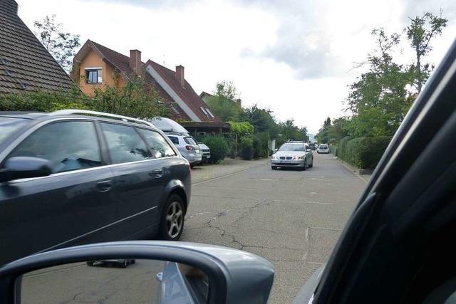 Tempo-30-Zone in Wittnau wird Durchgangsstraße – Anwohner verärgert