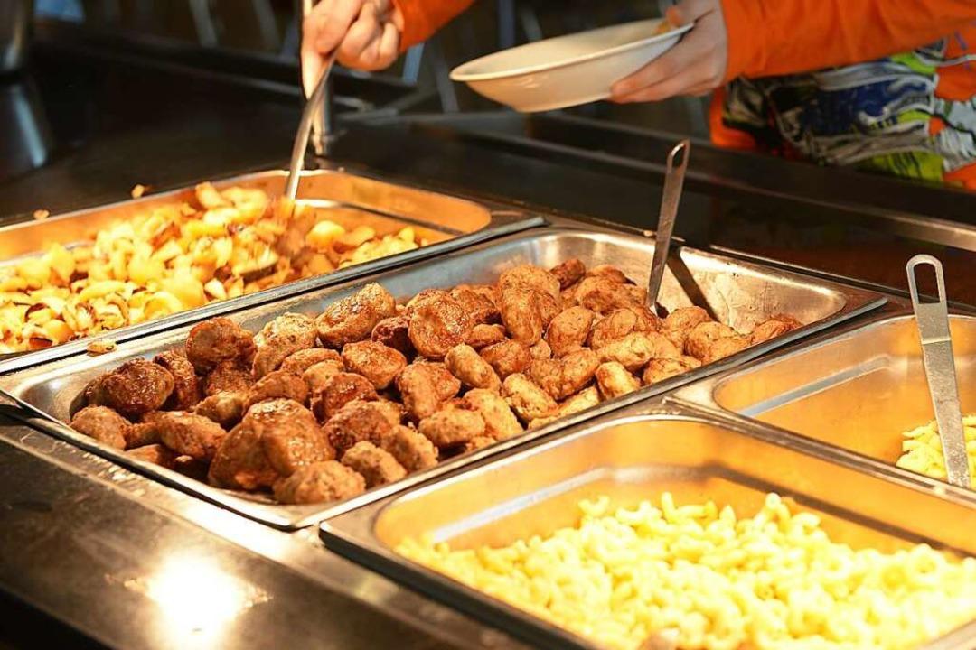 Bis es in den Freiburger Schulen fläch...essen gibt, dauert es wohl noch etwas.  | Foto: Rita Eggstein