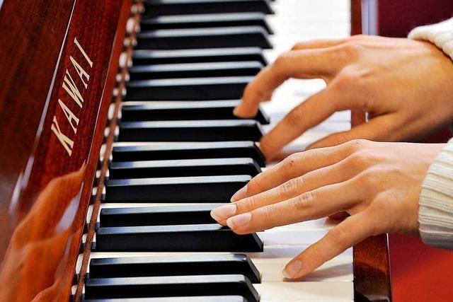 Seit wann gibt es Klaviere?