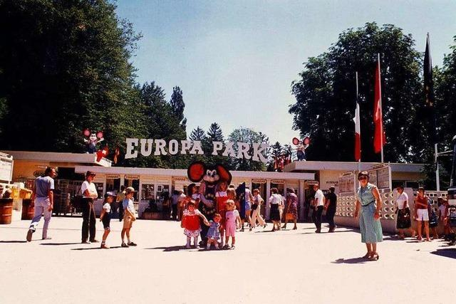 Mit Französisch konnte man früher im Europa-Park an der Kasse brillieren