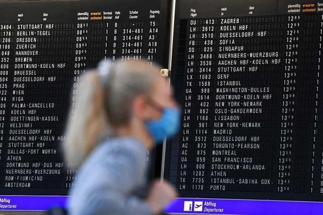 Reisewarnungen für weitere Gebiete in Europa – Elsass nicht betroffen