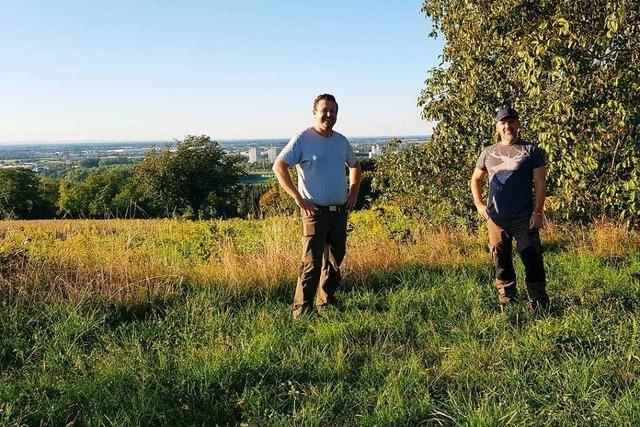 Jäger kritisieren illegale Gartenhütten auf dem Galgenberg