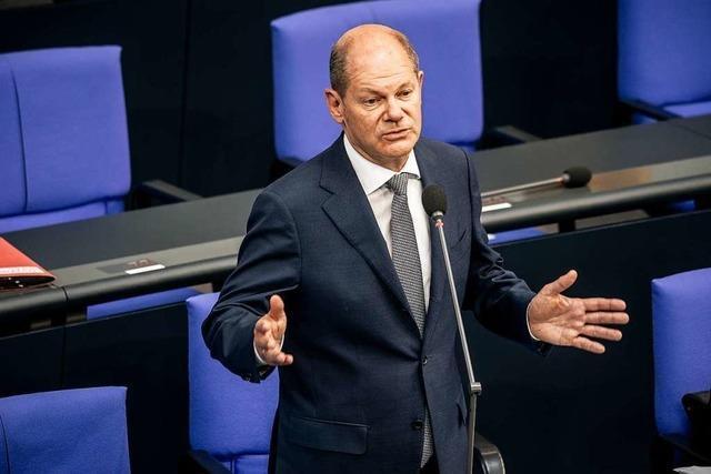 Olaf Scholz muss Fragen zur Rolle im Wirecard- und Cum-Ex-Skandal beantworten
