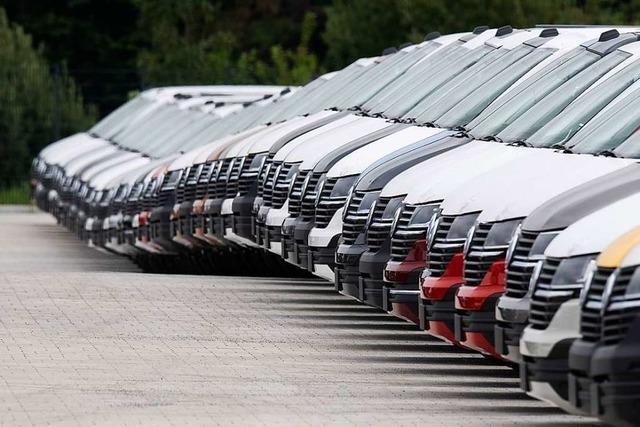 Für die Autobranche steht eine Zeitenwende ins Haus