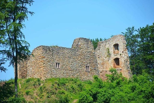 Schönberg, Schloss, Schneeburg – Ebringen ist ein 1300 Jahre altes Winzerdorf