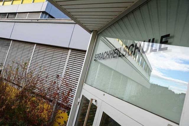 Frühere Sprachheilschule wird zum Zentrum für Vorbereitungsschüler