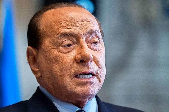 Wer steckte Italiens Ex-Präsident Berlusconi mit Sars-CoV-2 an?