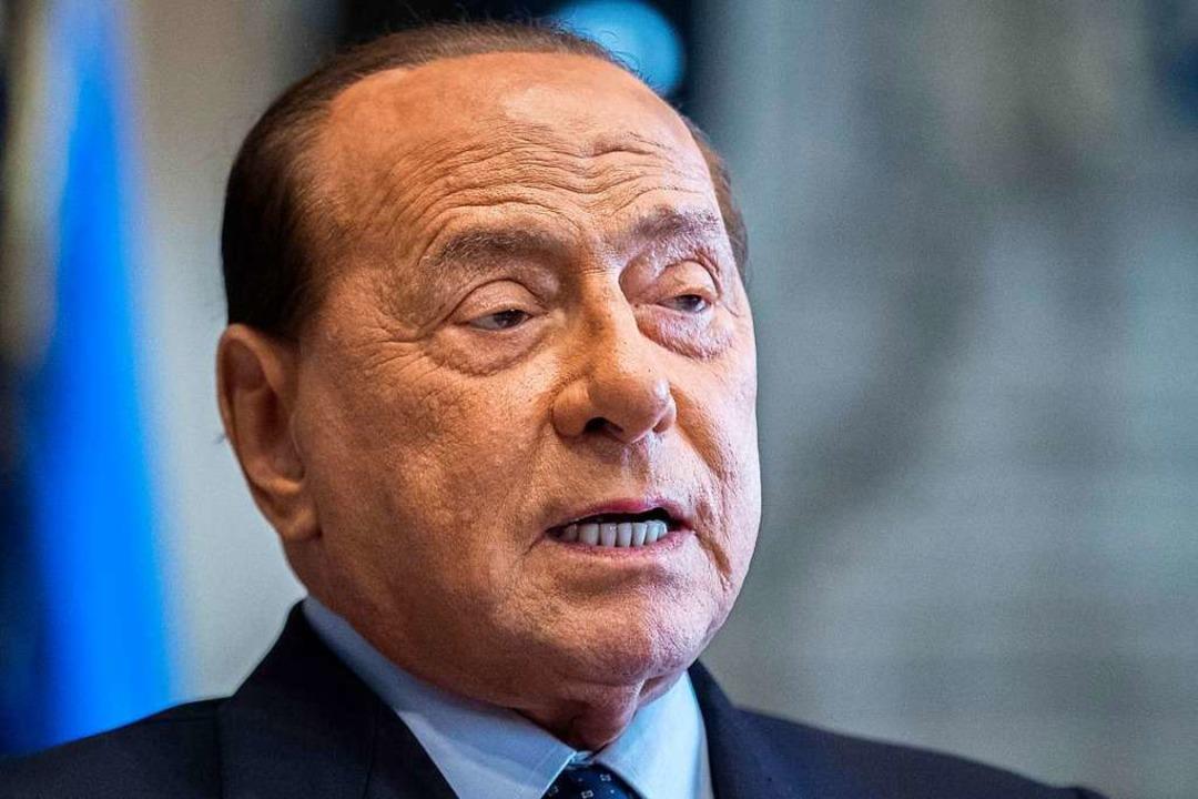 Silvio Berlusconi  | Foto: Roberto Monaldo (dpa)