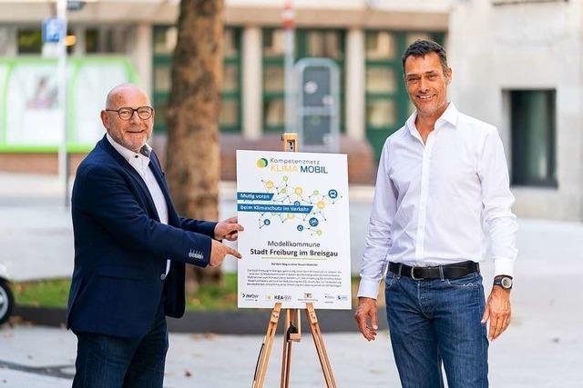 Freiburg will Park & Ride-Plätze ausbauen, um Pendlerverkehr zu reduzieren