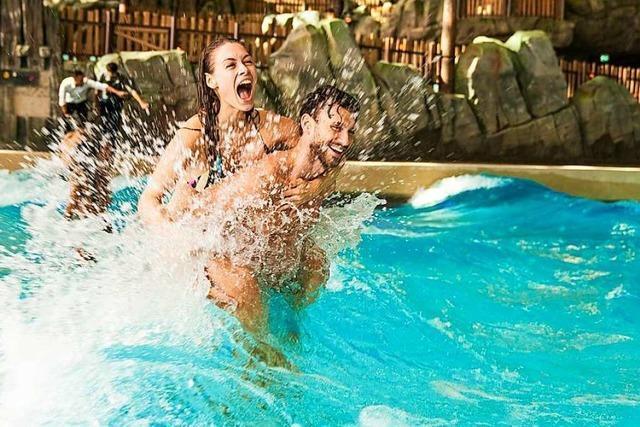 In der Wasserwelt Rulantica 7,50 Euro Eintritt sparen: 14. bis 18. September