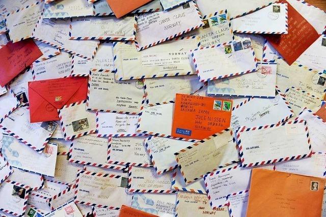 Was ist eine Brieffreundschaft?