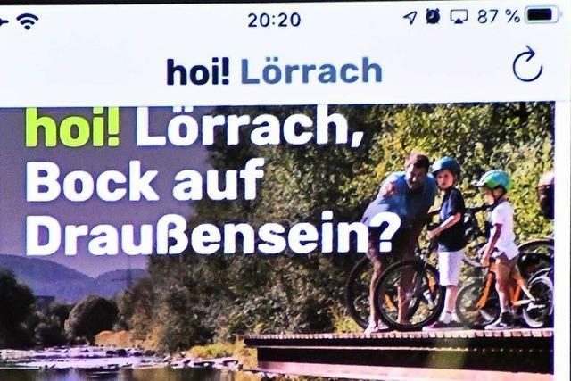 Der Verein Pro Lörrach öffnet eine digitale Plattform