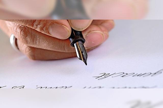 Brief an die Zukunft