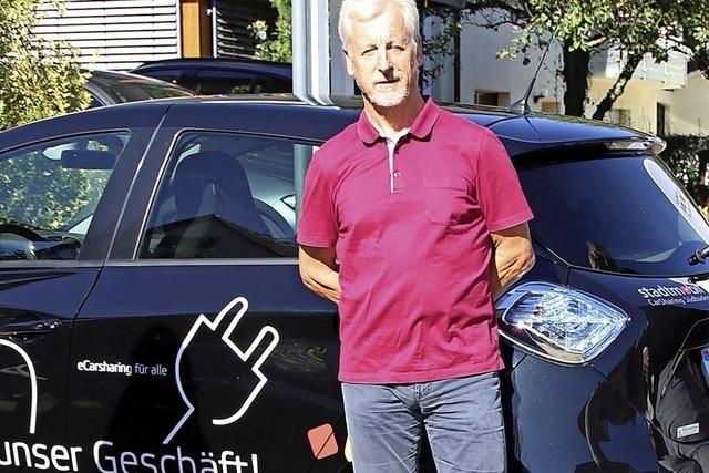 Carsharing-Flotte wächst