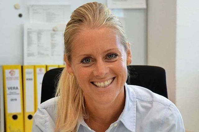 Bettina Deutscher ist neue Leiterin der Grundschule Friesenheim