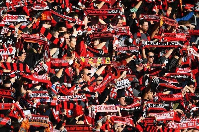Die ersten SC-Heimspiele sollen mit 500 Zuschauern stattfinden