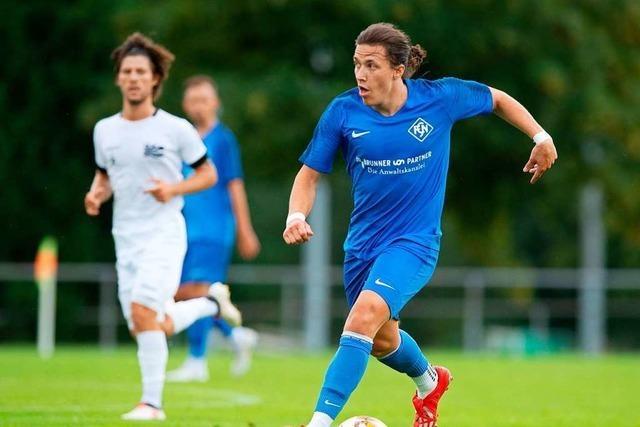 FC Neustadt und der FC Löffingen wollen Leistungskurve oben halten