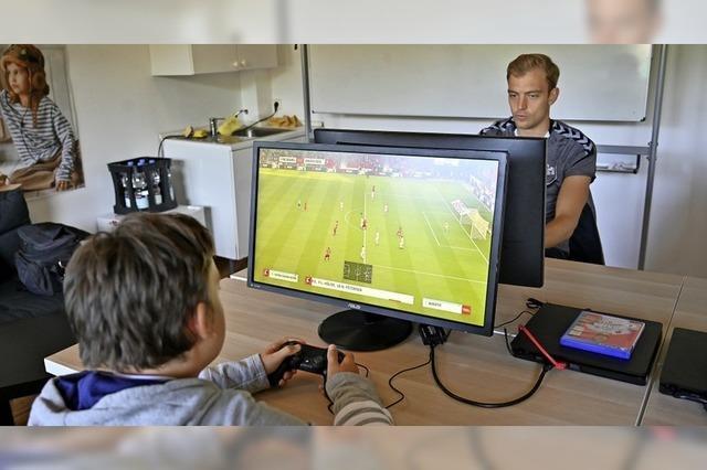 Realer und virtueller Sport bei der FT