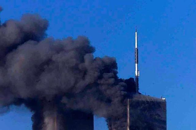 Zwei packende Bücher gelten dem Inferno des 11. September 2001