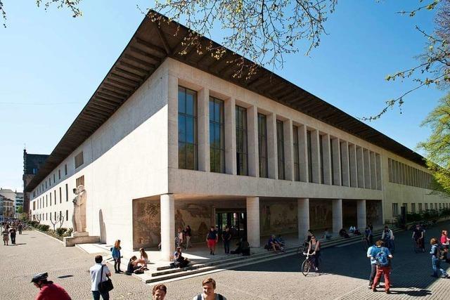 Die Universität Basel meldet einen Zuwachs an Studierenden