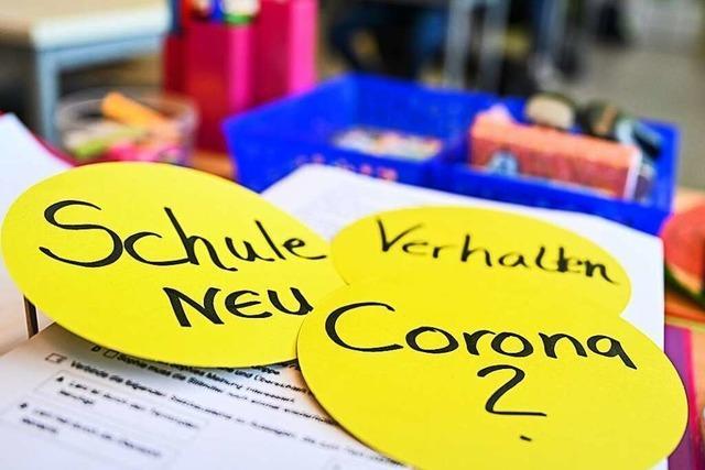 So gehen Schulen in Efringen-Kirchen und dem Kandertal mit der Pandemie um