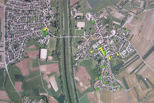 In Offenburg gibt es noch 420 Baulücken – aber nicht überall wird eine Bebauung klaglos hingenommen