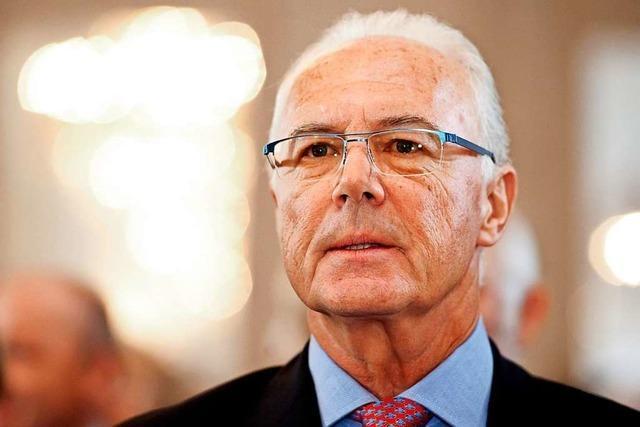 Franz Beckenbauer wird 75 – Ein Leben mit viel Licht und Schatten