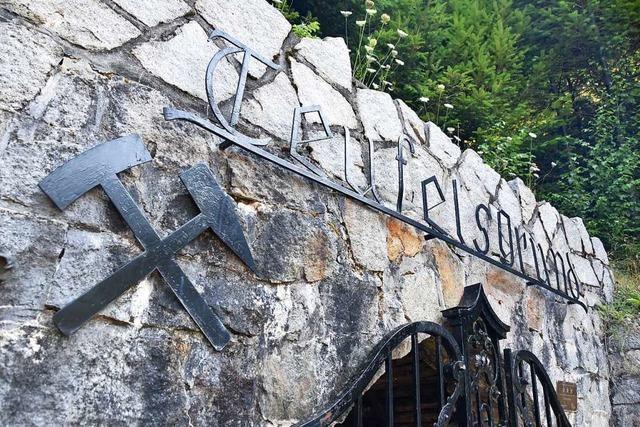 Mutmaßliche Bergwerk-Einbrecher in Münstertal von Polizei geschnappt