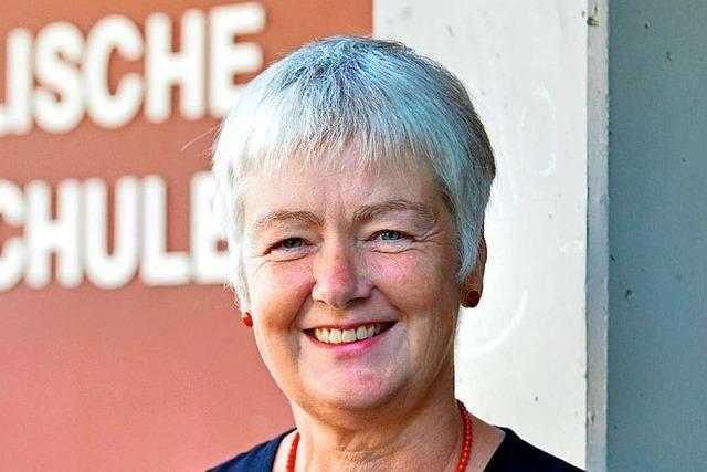 Stephanie Bohlen ist die neue Rektorin der Katholischen Hochschule Freiburg