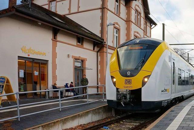 Fahrzeugstörung sorgt für Zugausfälle zwischen Gottenheim und Endingen